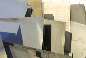 Sheet metal can be used for a number of different arts and crafts projects.