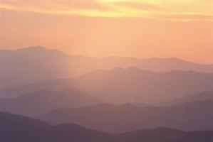 Watch the sun set in the Smokies after your visit to a unique Tennessee attraction.
