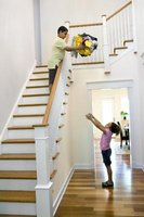 Learn how to measure for the parts of your staircase.