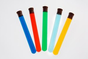 You can use test tubes to make different crafts.