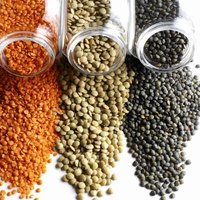 Make a large batch of lentils and freeze your leftovers for a quick meal.