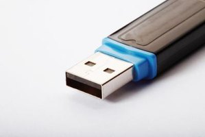 How to Format a Thumb Drive From Command Prompt