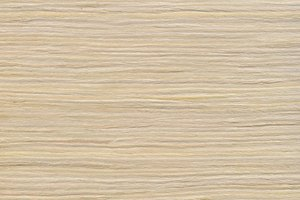 Whitewashing gives oak a sun-bleached veneer.