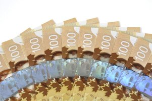To combat illegal activity, large sums of money brought to Canada must be declared.