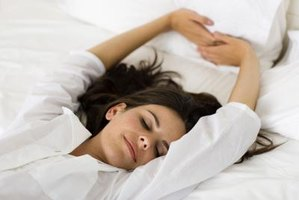A full night of sleep will help you wake up ready to work out.
