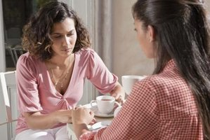 Invite a friend over to tell one another's fortunes using Greek coffee.