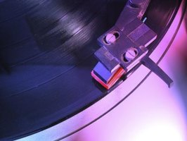 Turntables require extra amplification for correct playback.