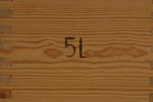 how to stamp a letter into wood ehow With stamping letters into wood