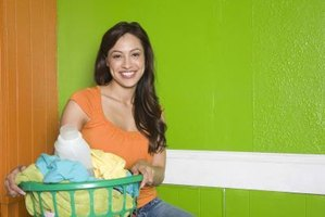 There are many types of laundry services you can start.