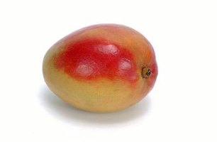 Mangoes contain antioxidants and an enzyme that soothes stomachs.