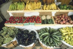 A road trip to a farmers market might get your family excited about healthy eating.