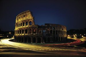 Say arrivederci to the Colisseum and prepare yourself for gondolas, bridges and water taxis.
