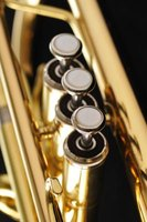 The trumpet is typically a B-flat instrument.