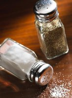 If your salt and pepper spill together, separate them easily.