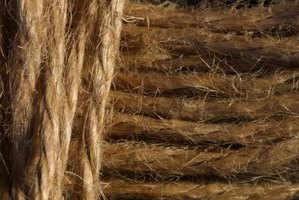 There are many items that can be created out of hemp rope.