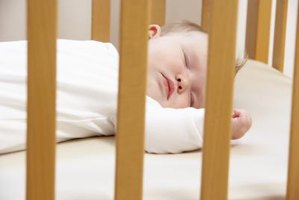 A breathable mesh bumper in your baby's crib can prevent serious injury.