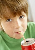 Snacking on sugary drinks teaches children unhealthy diet habits.