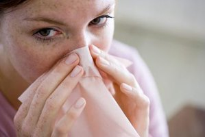 Cleaning your sinuses can help clear out an infection.