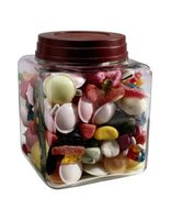 Keep candy on your desk to increase approachability in the workplace.