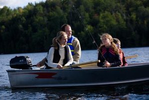 Garmin fishfinders help anglers find fish.