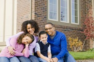 Marriage affects the custodial parent's contribution to her children's needs.