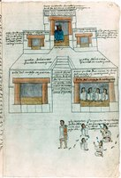 Montezuma II was the last Aztec leader when the Spaniards conquered the Aztecs..