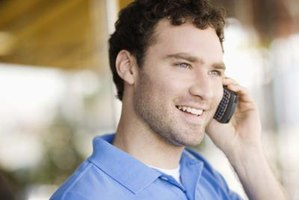 Obtain ring phones through a text message.