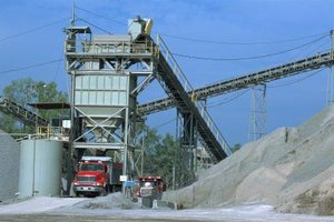Though quarries are temporary, they can have great impact upon the immediate environment.