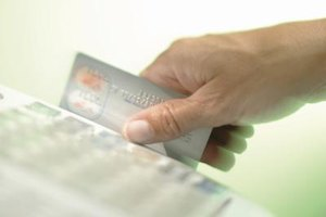 Your credit cards are forms of unsecured credit.