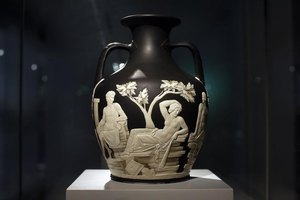 Wedgwood's Portland vase, which he considered his finest work, is at the Wedgwood Museum in Stoke-on-Trent, England.
