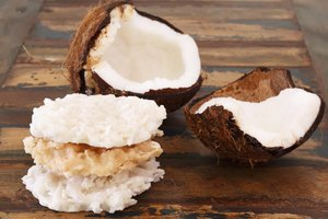 Use fresh or dry coconut for cocadas.
