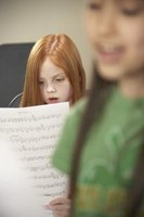 Kindergartners don't need to read music to understand the concept of tempo.