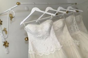 Choosing the perfect dress is just one step in planning a memorable wedding.
