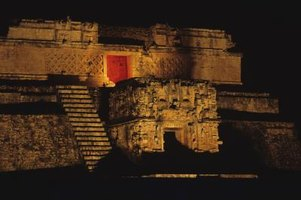 The Ruins of Uxmal are especially ornate.