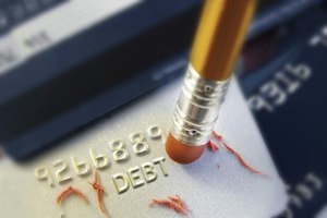 Erasing the effects of overdue debt requires some legwork on your part.