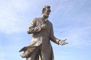 Learn about Abraham Lincoln in Springfield, Illinois.