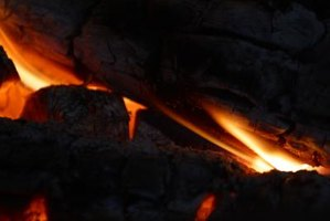 Keep your gas logs looking clean and natural.