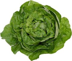 Lettuce is low in calories and rich in vitamin A and C.