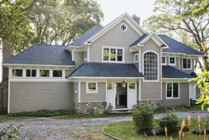 How to Stain Hardiplank Siding