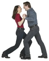 The cha-cha is a Latin partner dance.