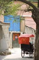 Explore Beijing's hutong to get a glimpse of a more traditional China.
