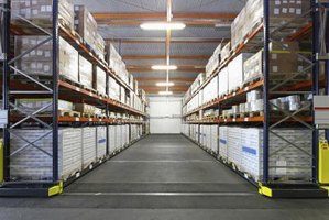 Vendor-managed inventory can leave a company's warehouse a lonely place.