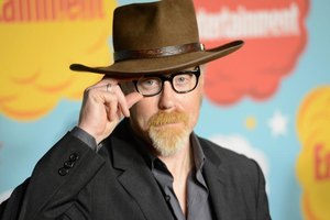 "Adam Savage is one of the hosts of ""Mythbusters."""