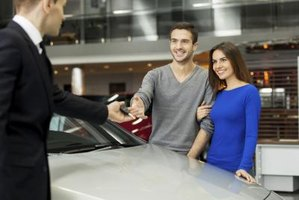 Insurance companies pay rental car costs for a covered accident or event.