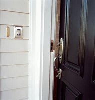 How To Install A Doorbell Button On Siding Ehow