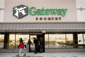 Gateway ran retail stores until 2004, when it aquired eMachines' broader retail access.