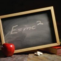 Use physics formulas to calculate scientific truths.