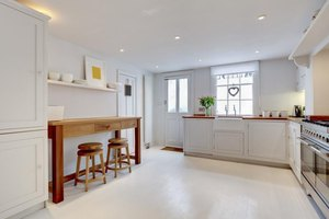 How To Build A Breakfast Bar On An Existing Wall Ehow