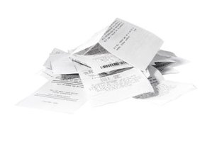 Take control of your bookkeeping by digitizing your receipts.