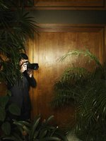 Some private investigators rely heavily on cameras to document evidence.